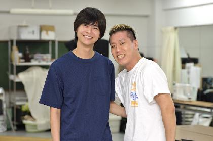 伊藤今人&多和田任益に直撃~梅棒の出世作『ウチの親父が最強』が2019年秋、新たによみがえる!