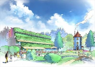 北欧、ムーミンのテーマパークが埼玉県飯能にOPEN!