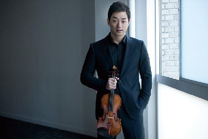 五嶋 龍(ヴァイオリン) 今回は、フィラデルフィア管の素晴らしい音色を楽しみたい