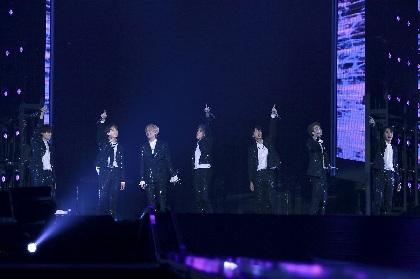 BTS 38万人を動員した初のドームツアーの映像作品を10月にリリース決定