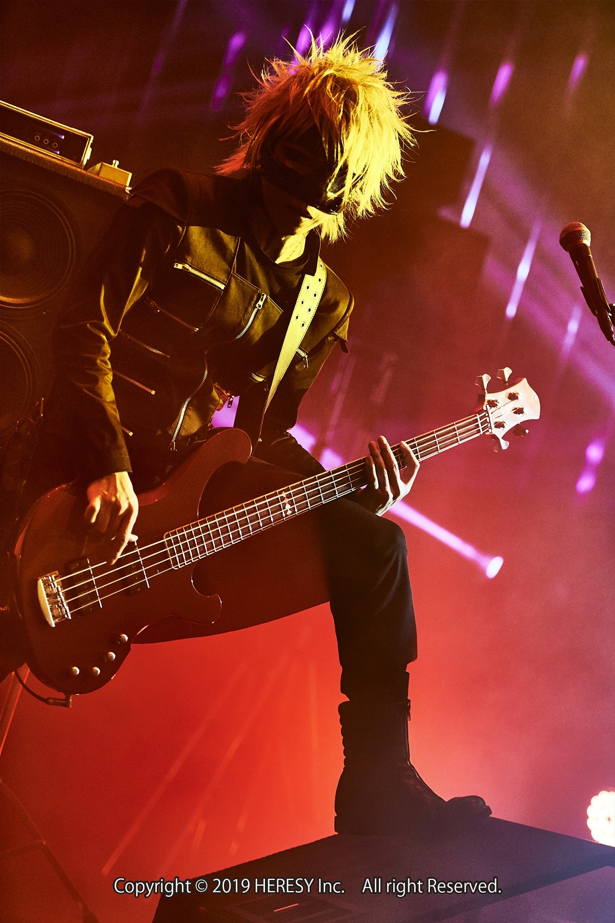 the GazettE/REITA(Ba)