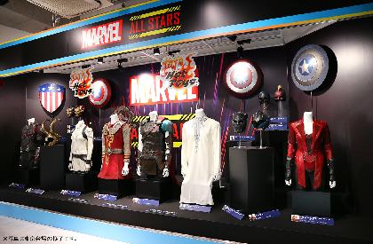 MCU最新作『ブラック・ウィドウ』や『アベンジャーズ/エンドゲーム』衣装&小道具展示も!『マーベル・オールスターズ』が名古屋へ