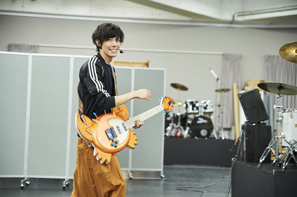 Live Musical「SHOW BY ROCK!!」―狂騒のBloodyLabyrinth― 稽古場模様