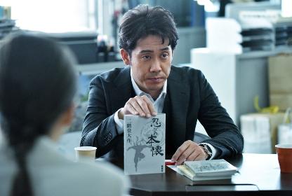 映画『騙し絵の牙』大泉洋のインタビュー映像を公開  「確かに考え方が似ている」「『北斗の拳』でいうとラオウ」と評した共演者とは?