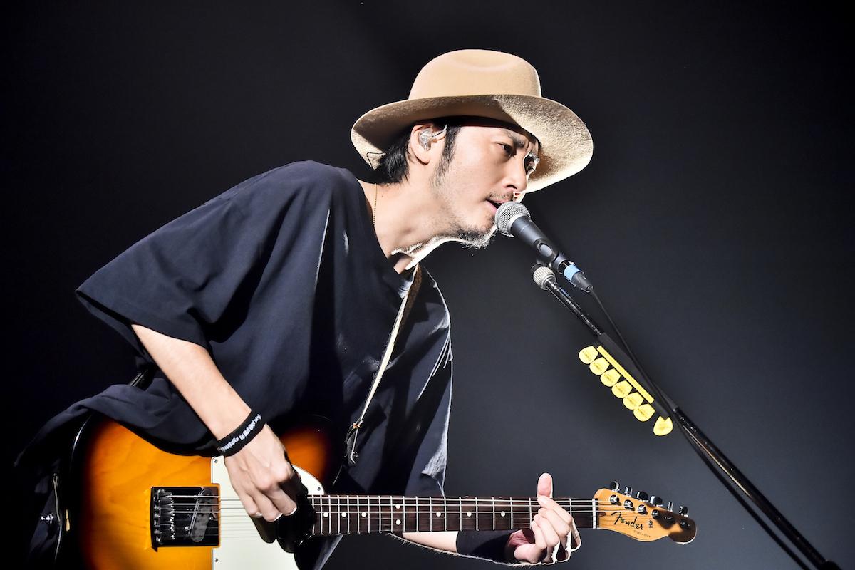 ACIDMAN・大木伸夫 photo by AZUSA TAKADA