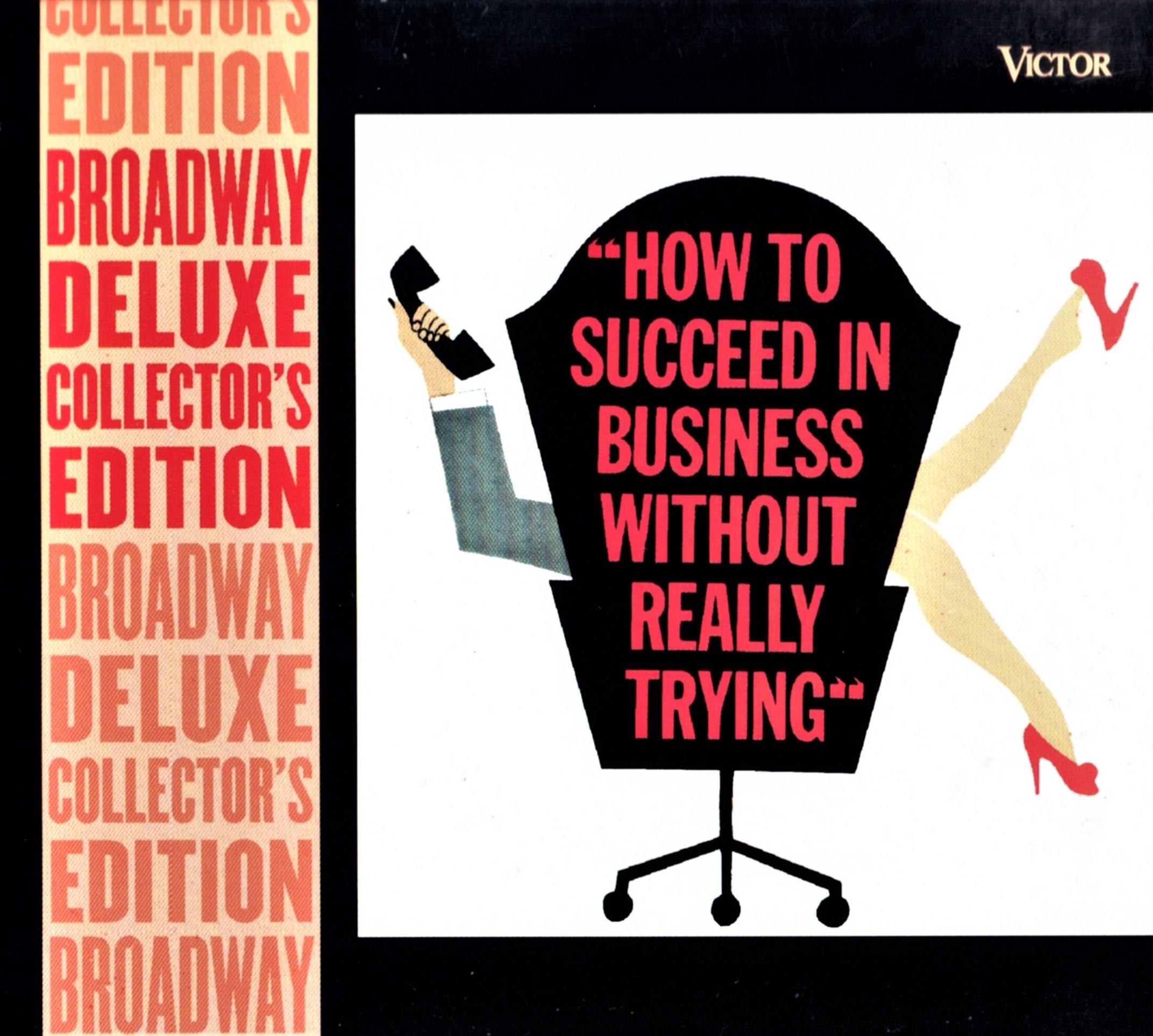 初演のオリジナル・キャストCD。2003年にリリースされた、デラックス・コレクターズ・エディションには、レッサー自身が歌う貴重なデモ録音を収録している(輸入盤やダウンロードで購入可)。