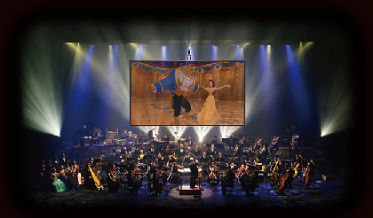 『美女と野獣』フィルム・コンサートの開催決定 作曲者アラン・メンケンとベル役のペイジ・オハラも出演