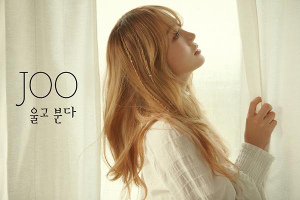 JOO[Cry & Blow(泣いて吹く)」より