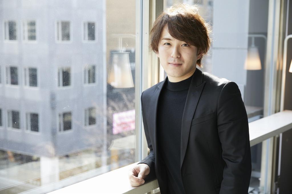 危ないピアニスト 米津真浩