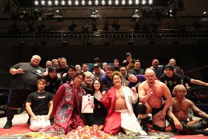 年越しは後楽園で! 大日本プロレス&DDT『シャッフル・タッグトーナメント』の参加選手が決定
