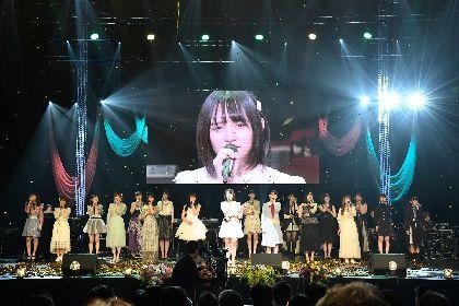 """AKB48グループの""""もっとも魅力的な歌い手""""が決定 『AKB48グループ歌唱力No.1決定戦』第3回大会が開催へ"""
