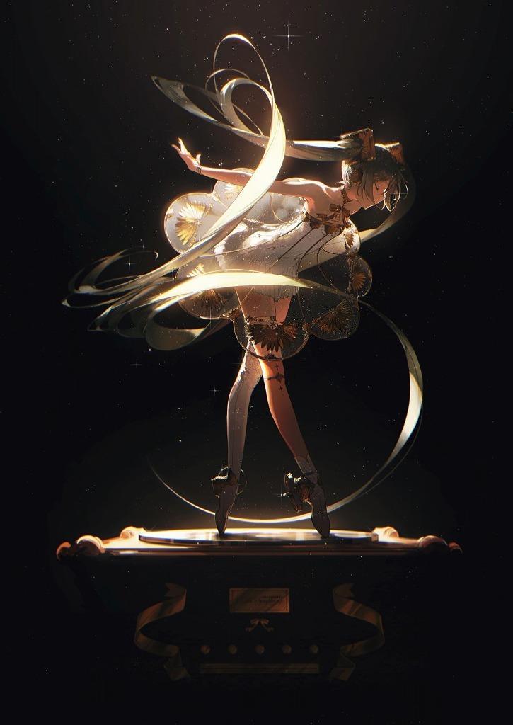 『初音ミクシンフォニー2020~5th Anniversary~』サントリーホール公演メインビジュアル