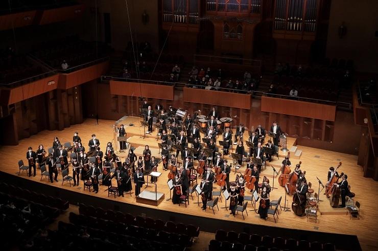 昨年、40周年を迎えた大阪交響楽団     (C)飯島隆