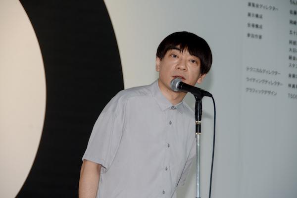 音楽ディレクターの小山田圭吾氏