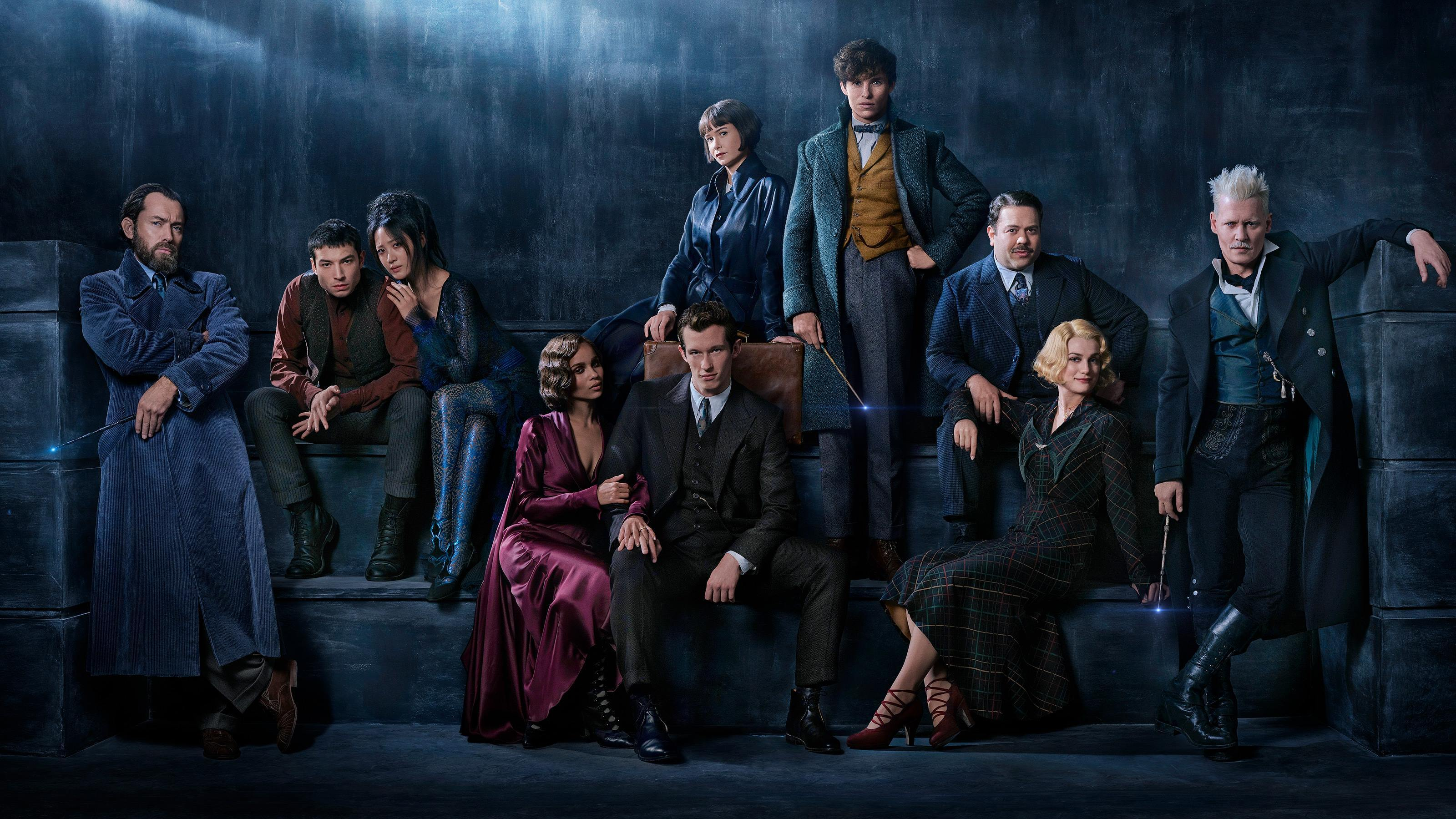 (C) 2017 Warner Bros. Ent.  All Rights Reserved.  Harry Potter and Fantastic Beasts Publishing Rights