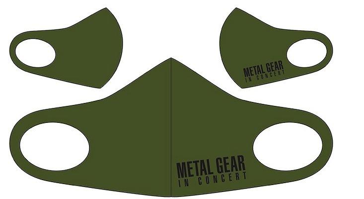 来場者全員にプレゼントする限定マスクのイメージ (C)Konami Digital Entertainment