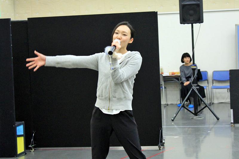 クロヒョウ役・稲村 梓