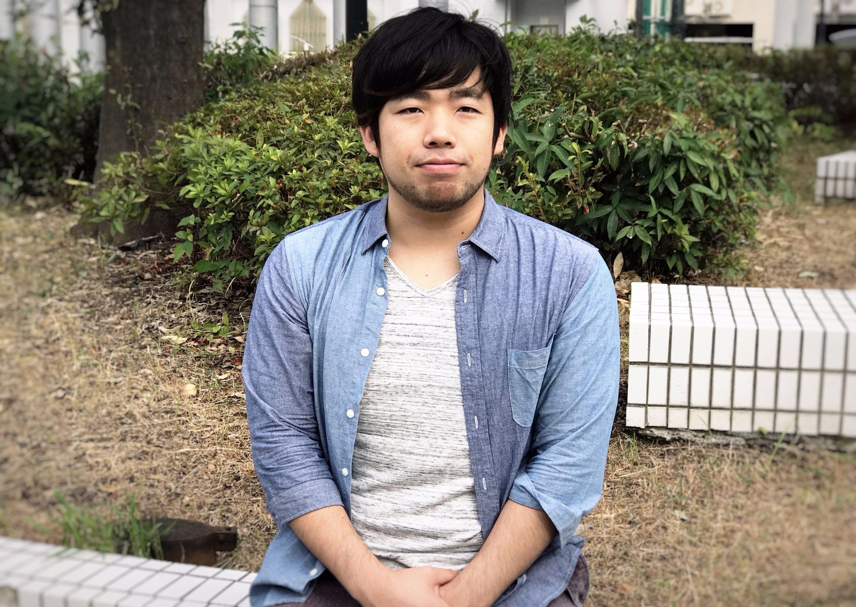 ノンバーバルシリーズの作・演出・殺陣を担当する竹村晋太朗。彼の鋭くも情感にあふれたアクションも見どころだ。 [撮影]吉永美和子