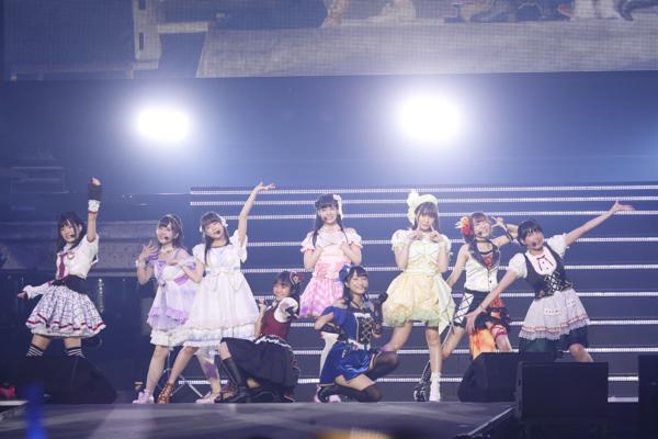 虹ヶ咲学園スクールアイドル同好会  (C)Animelo Summer Live 2019