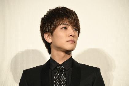 岩田剛典が涙を浮かべる一幕も「役者として成長した姿を見せたい」 映画『去年の冬、きみと別れ』初日舞台挨拶