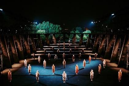 維新派『アマハラ』台湾で行われた最終公演をレポート《後編》