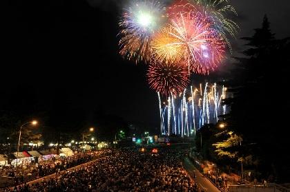 仙台の夜空を彩る「仙台七夕花火祭」 天の川を明るく照らす夏の風物詩を見に行こう
