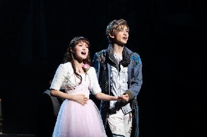 ミュージカル『ロミオ&ジュリエット』開幕! 古川雄大&葵わかなが描く純愛と悲劇の果て