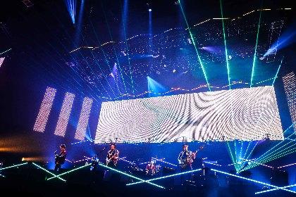 """フレデリックが地元神戸に凱旋・初のアリーナワンマンで、新曲発表&""""TOGENKYOの先へ""""と向かうライブをレポート"""
