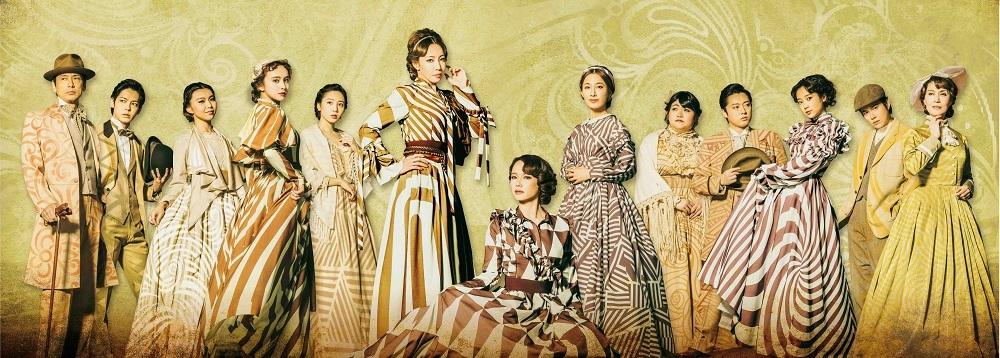 A New Musical『FACTORY GIRLS~私が描く物語~』
