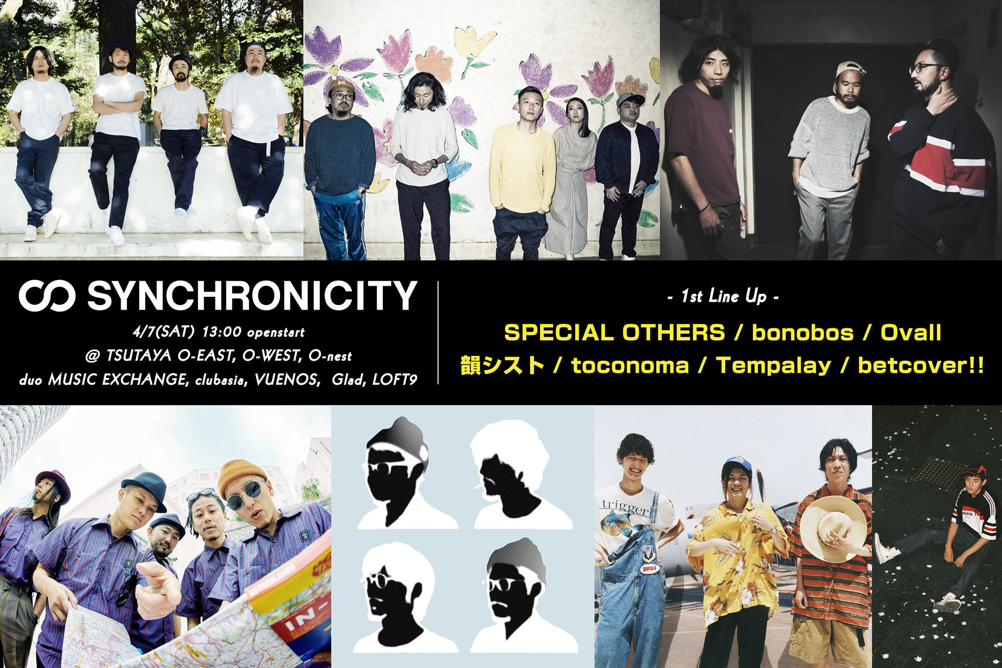 SYNCHRONICITY'18