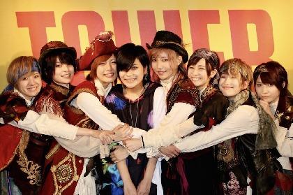 女子も恋する2.5次元イケメン女子グループ、ザ・フーパーズの活休中メンバー陽稀がサプライズ復帰