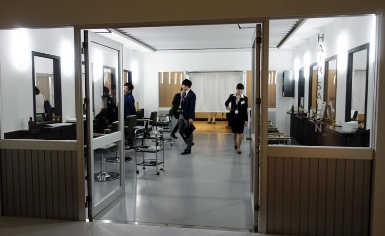 《美容院》2008/2017年 ※日本初公開