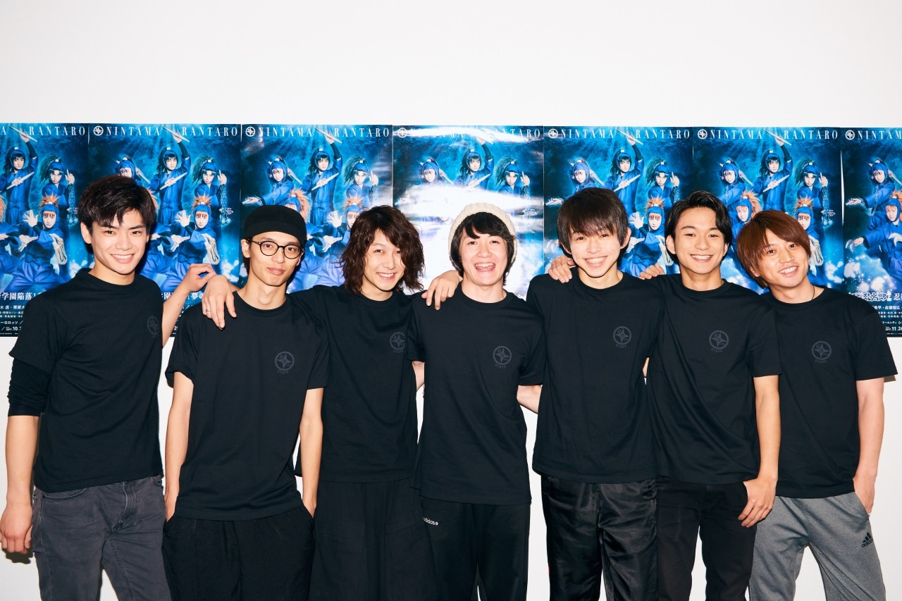 (左から)秋沢健太朗、栗原大河、久下恭平、吉田翔吾、佐藤智広、山木透、反橋宗一郎
