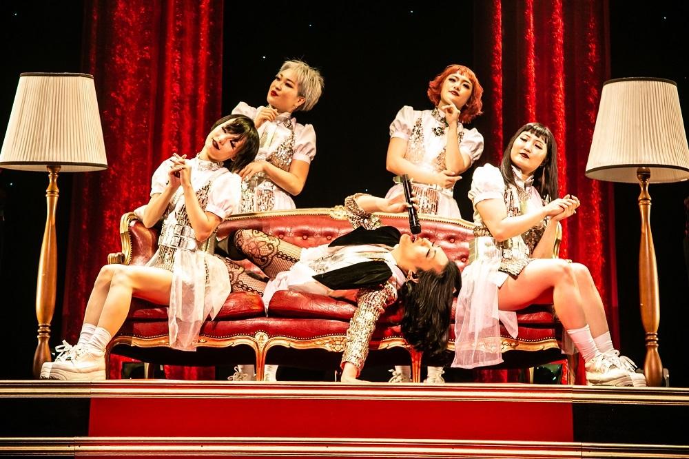 キテレツメンタルワールド 東京ゲゲゲイ歌劇団 Vol.III『黒猫ホテル』 Photo by ARISAK