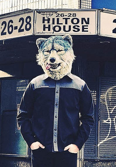 Tokyo Tanaka from MAN WITH A MISSION