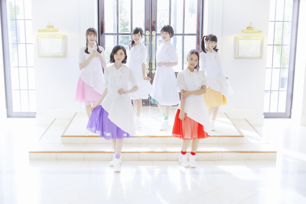 左から岩淵桃音、飯野美紗子、鈴木陽斗実、田中有紀、神戸光歩、片平美那