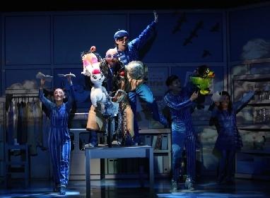 """手塚治虫生誕90周年プロジェクト『MANGA Performance W3』追加公演が開幕 キャストが""""セリフなし""""の制作秘話を語るトークイベントも"""