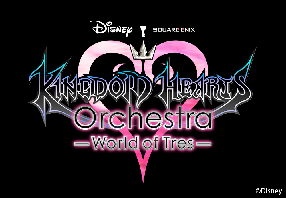 『KINGDOM HEARTS Orchestra -World of Tres-』