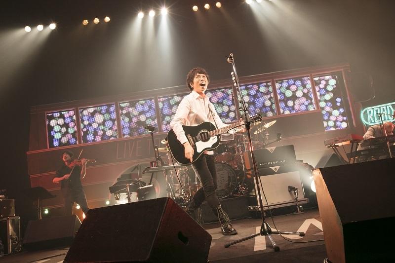 高橋優 2018.3.30 パシフィコ横浜 撮影=新保勇樹