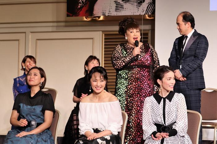 『レ・ミゼラブル』の現場のお作法を斎藤さんに伝授(?)する森さん