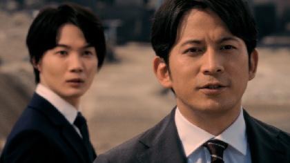 岡田准一×神木隆之介、『桐島、部活やめるってよ』吉田大八監督が演出した新CMで初共演! 対談では岡田の肩甲骨エピソードも明らかに