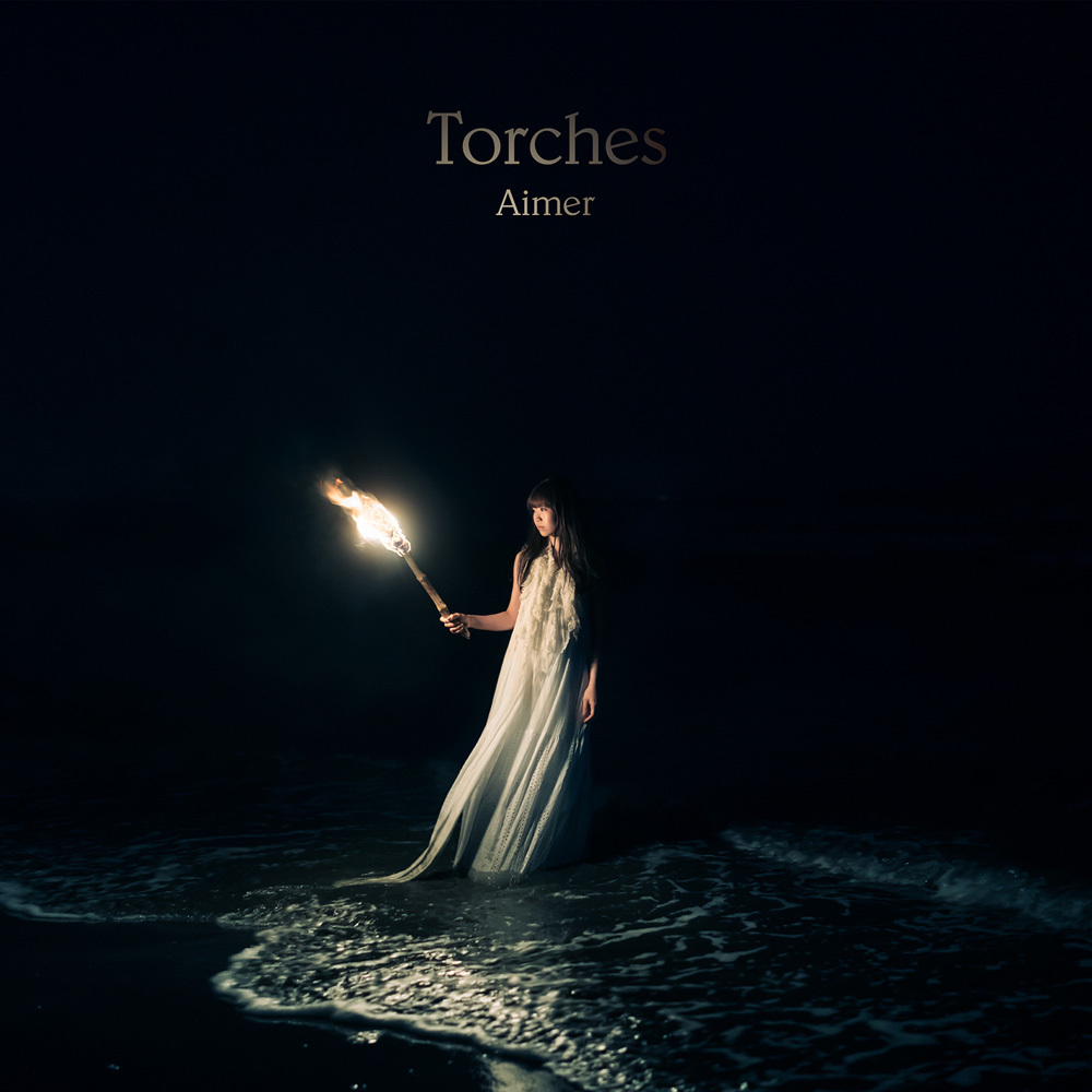 「Torches」通常盤