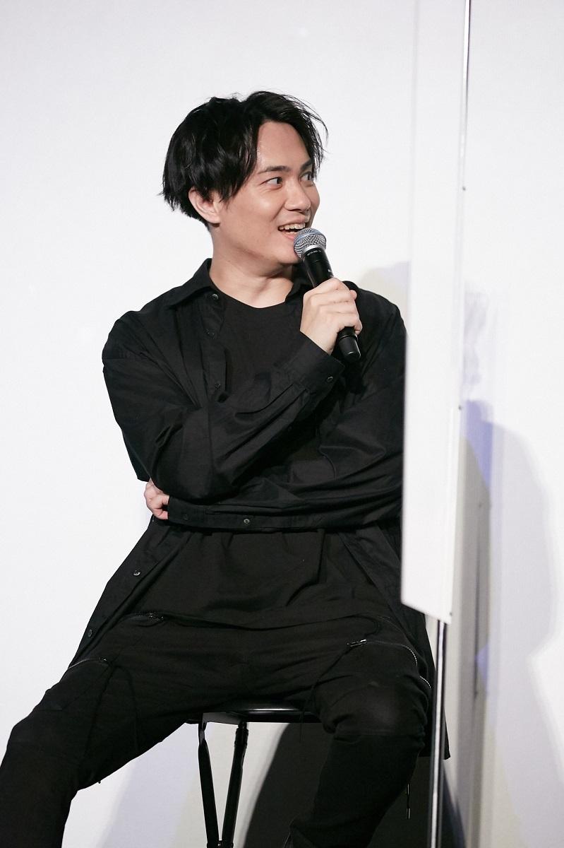 鈴木達央(水澄京平役)