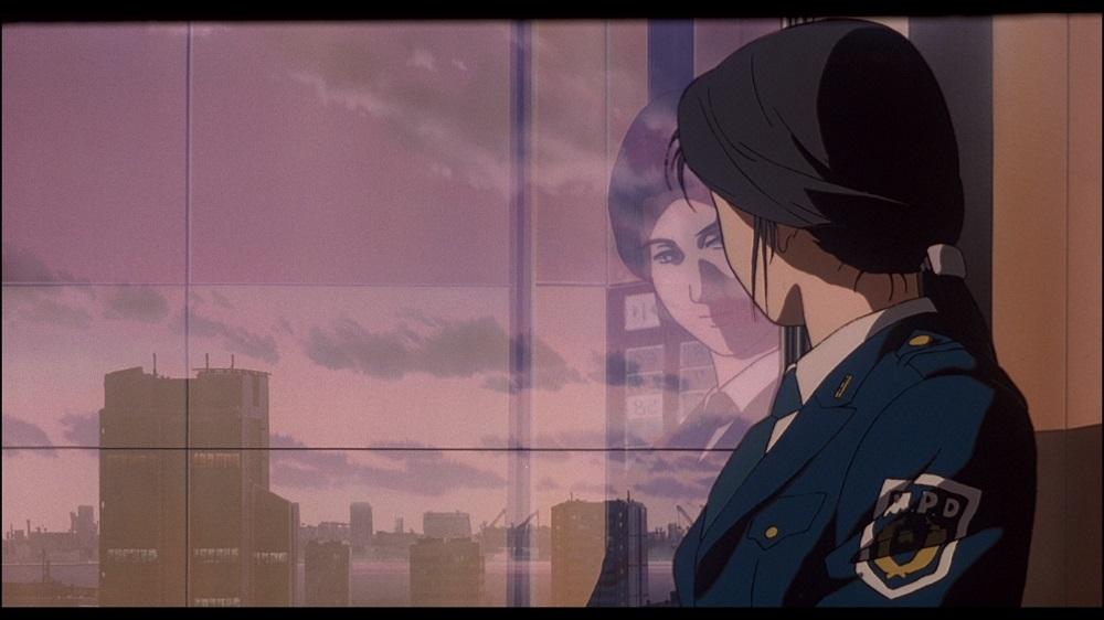 榊原良子演じる南雲しのぶ (C)1993 HEADGEAR/BANDAI VISUAL/TOHOKUSHINSHA/Production I.G