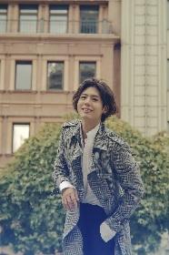 パク・ボゴム、日本歌手デビューシングルの詳細&ジャケット写真を公開