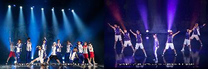 ミュージカル『テニスの王子様』 TEAM Party SEIGAKU・HIGA が開幕! 舞台写真、キャストコメントをお届け
