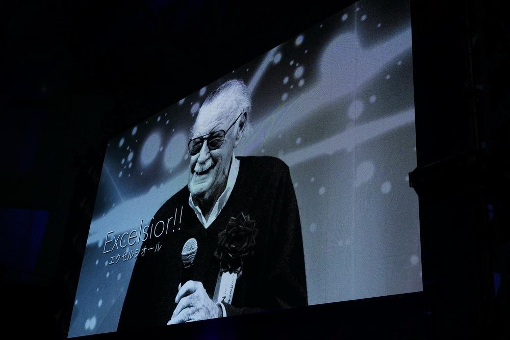 『東京コミコン2018』立ち上げに尽力したスタン・リーを追悼