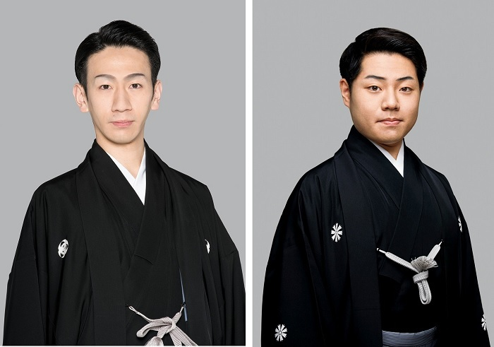 (左から)坂東新悟、中村鷹之資