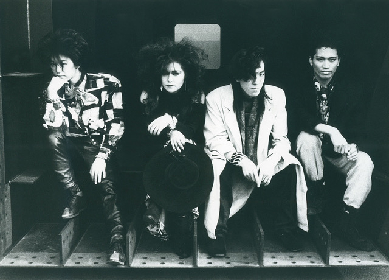 """PERSONZ、インディーズ時代の2作品の""""RELOAD""""と発売記念ライブの開催を発表"""