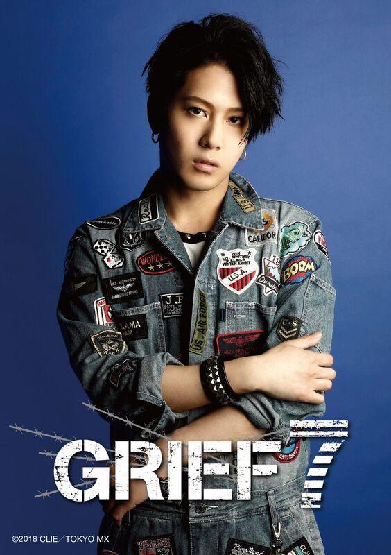 SHUN  ※画像は初演のビジュアル (C)2019CLIE/G7
